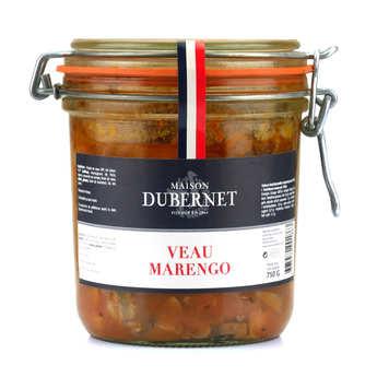 Maison Dubernet - Veau Marengo - Dubernet