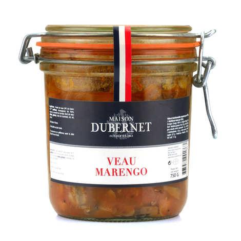 Maison Dubernet - Veau Marengo - Maison Dubernet