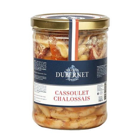 Maison Dubernet - Cassoulet from Chalosse - Maison Dubernet