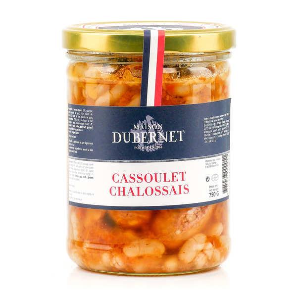 Cassoulet chalossais - Maison Dubernet