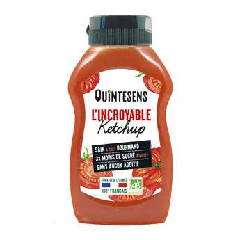 Quintesens - Ketchup français bio