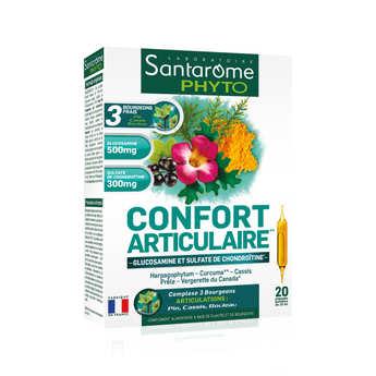 Santarome - Arthroitine® - 20 ampoules buvables de 10ml