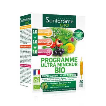 Santarome - Minceur L.G - 20 drinkable vials of 10ml