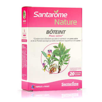 Santarome - Bôteint - 20 drinkable vials of 10ml