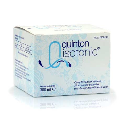 Quinton - Quinton Isotonic - 30 ampoules buvables
