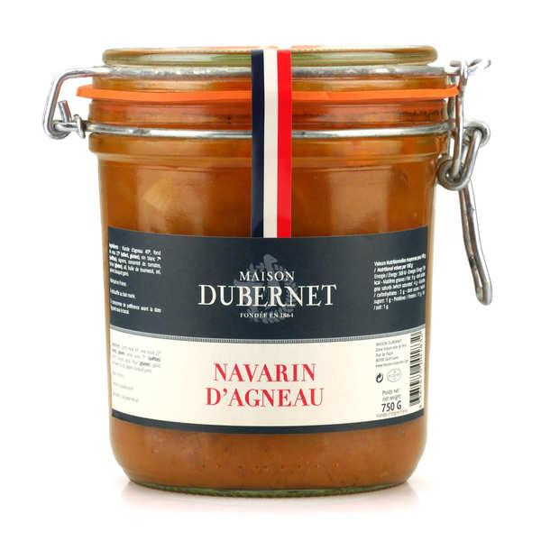 Navarin d'agneau - Maison Dubernet