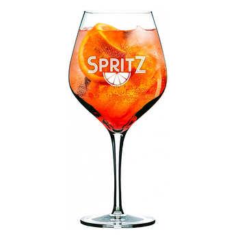 - Le verre à pied Spritz