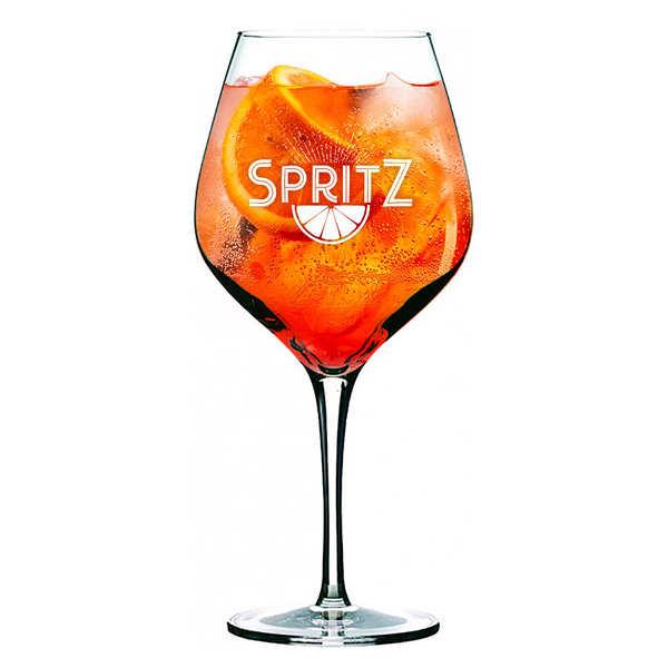 Spritz Stemmed Glass