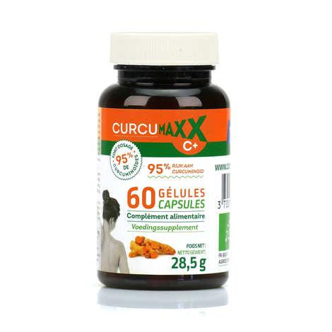 Curcumaxx C+ - Curcumaxx C+ 95% bio - 60 gélules