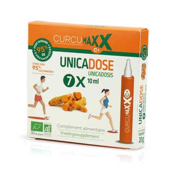 Curxumaxx C+ - Organic Unicadose Curcumaxx C+