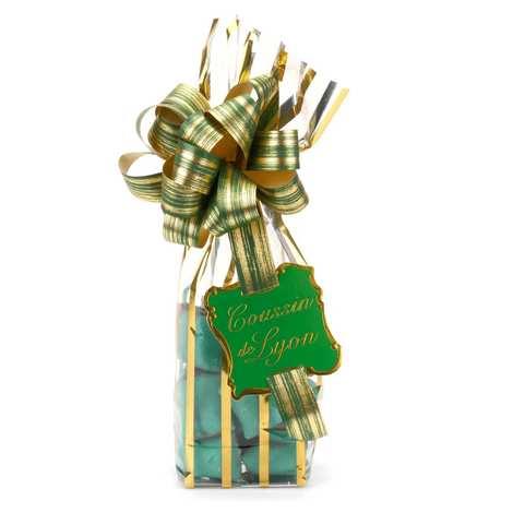 Voisin chocolatier torréfacteur - Packet of Coussins de Lyon - Voisin