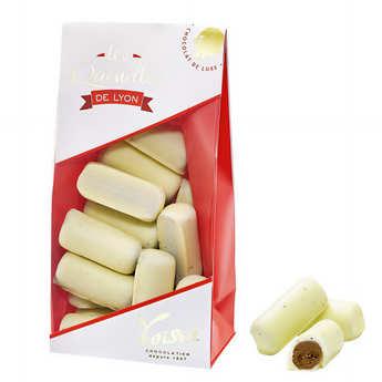Voisin chocolatier torréfacteur - Les Quenelles de Lyon en pochette - Voisin