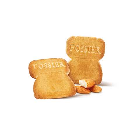 Biscuits Fossier - Almonds and Champagne 'Sablés'