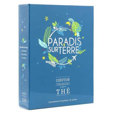 """Paradis sur terre"" Tea Assortment"