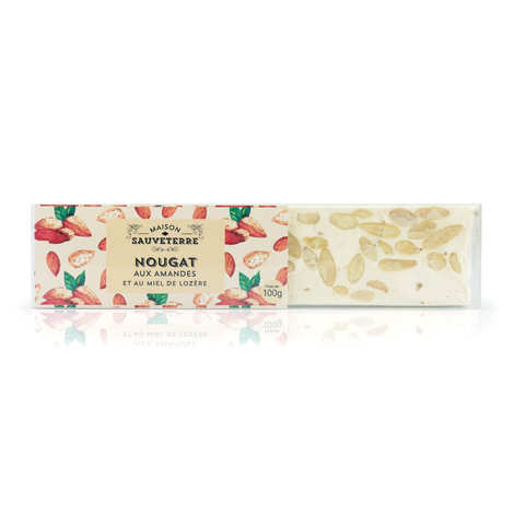 Maison Sauveterre - Bar of Tender White Nougat