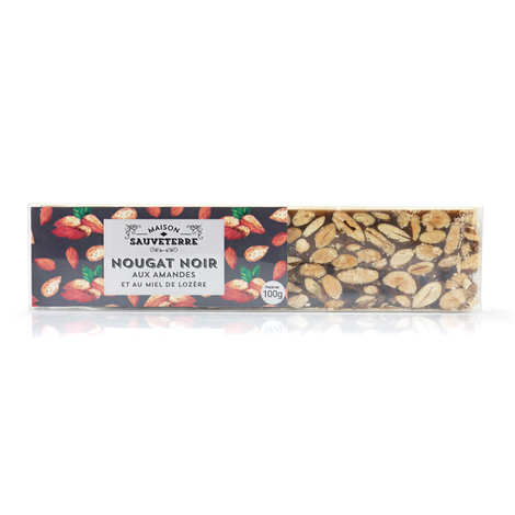 Maison Sauveterre - Bar of Black Nougat