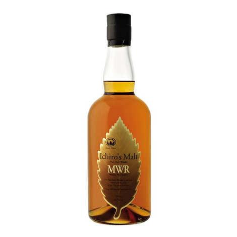 Ichiro's Malt - Whisky Ichiro's Malt affiné en fût de mizunara 46.5%