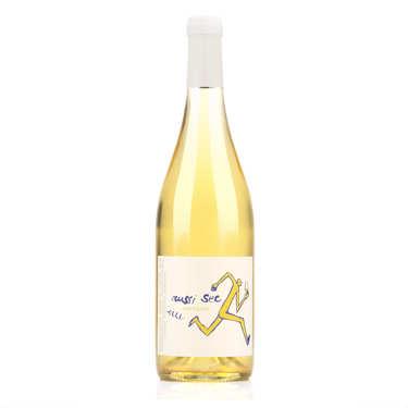 'Aussi Sec Sauvignon' - Organic White Wine