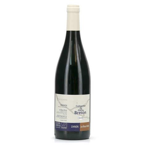 Domaine Catherine et Pierre Breton - Beaumont - AOC Chinon vin rouge bio