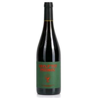 Domaine Olivier Pithon - Mon P'tit Pithon rouge - IGP Côtes Catalanes rouge bio