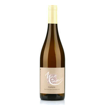 Domaine Mont de Marie - Anathème blanc - White Wine from Languedoc with No Added Sulfite