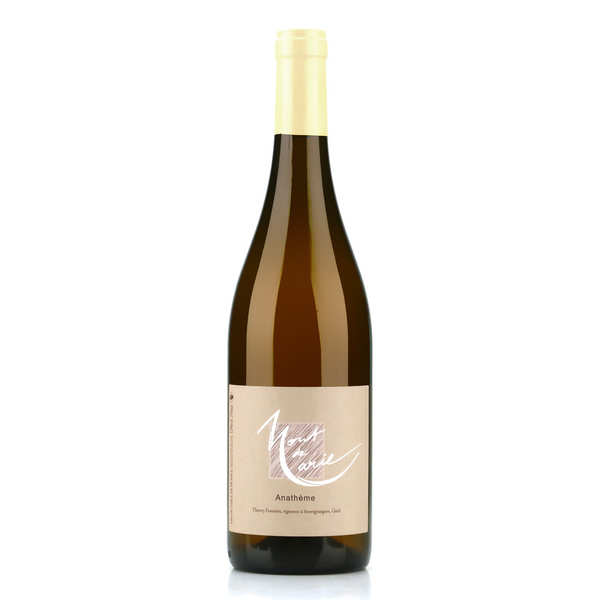 Anathème blanc - White Wine from Languedoc with No Added Sulfite