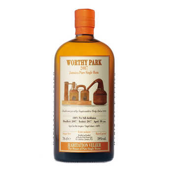 Velier - Rum from Jamaica Worthy Park 2007 - 59%