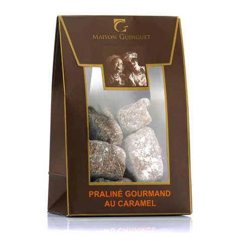 Maison Guinguet - Praliné gourmand au caramel