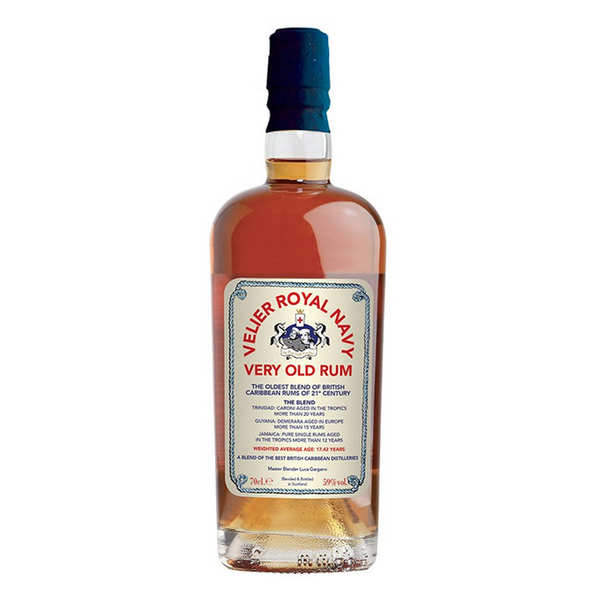 Velier Royal Navy Rum 57,18%
