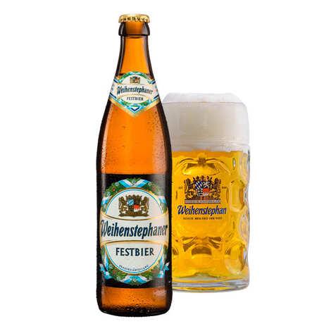 Weihenstephaner - Weihenstephaner Festbier - German Beer 5.8%