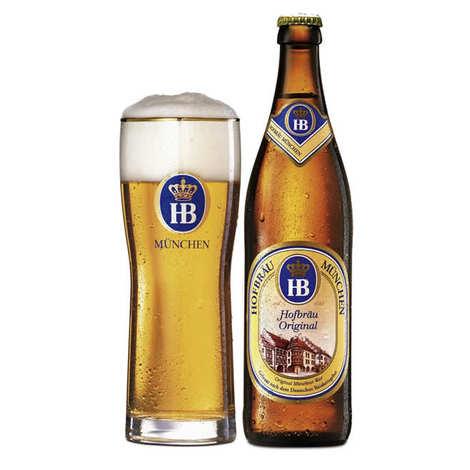 Brasserie Hofbräu München - Hofbräu Oktoberfest - German Beer 6.3%