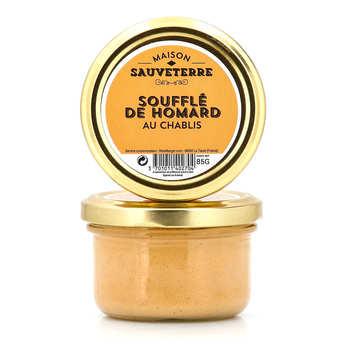 Maison Sauveterre - Soufflé au homard et champagne