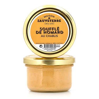 Soufflé au homard et champagne