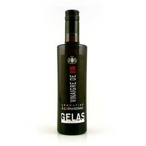 Maison Gelas - Vinaigre de vin aromatisé à l'Armagnac