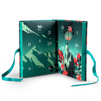 Michel Cluizel - Calendrier de l'avent - chocolats Michel Cluizel