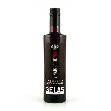 Maison Gelas - Vinaigre de vin aromatisé au Floc de Gascogne