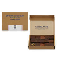 Coffret assortiment maison Castelanne - 16 chocolats