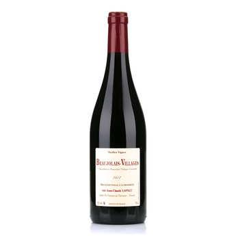 Jean-Claude Lapalu - Organic Red Wine Beaujolais Villages 'Vieilles vignes'