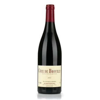 Jean-Claude Lapalu - Côte de Brouilly - Organic  Red Wine from Beaujolais