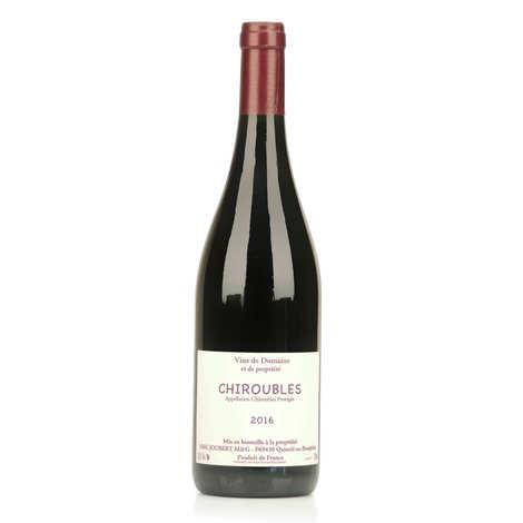 Domaine Joubert - Chiroubles - vin rouge du Beaujolais sans sulfite ajouté
