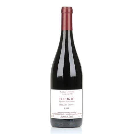 Domaine Joubert - Fleurie Vieilles vignes - vin rouge du Beaujolais sans sulfite ajouté