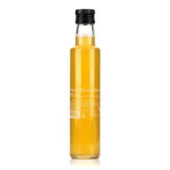 Artisan du fruit - Sirop de citron d'Amalfi