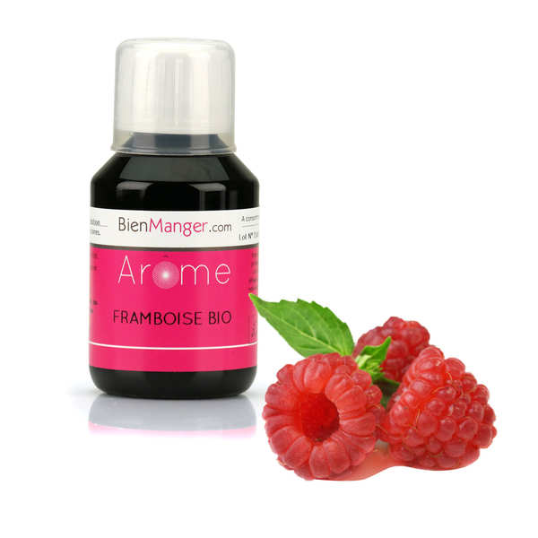 Organic Natural Raspberry Flavouring