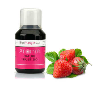 BienManger aromes&colorants - Organic Strawberry Flavouring