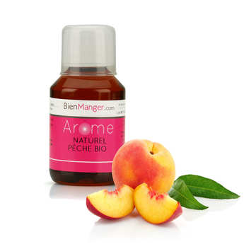 BienManger aromes&colorants - Organic Peach Flavouring