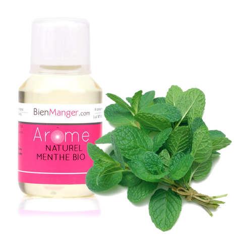 BienManger aromes&colorants - Arôme alimentaire de menthe bio