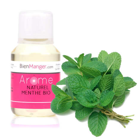 BienManger aromes&colorants - Organic Mint Flavouring