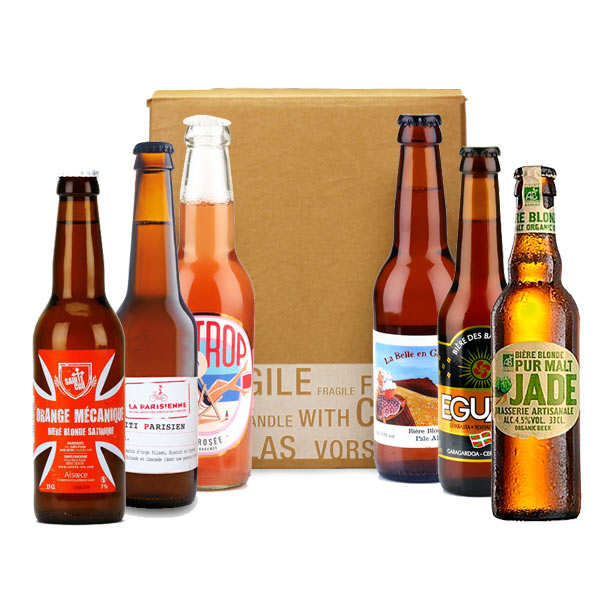 Summer Beers Discovery Box (August)