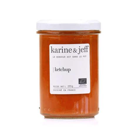 Karine & Jeff - Organic  Ketchup Sauce