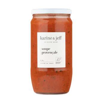 Karine & Jeff - Organic Provençal Soup